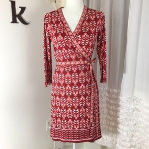 NWT Max Studio Wrap Dress